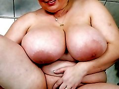Sexy fucking BBW busty bitch with a lot of meaty flesh to offer