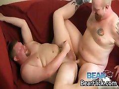 Bubba Michaels and Haus Cub gay bear part2