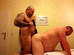 Fucking that hot smooth chub ass