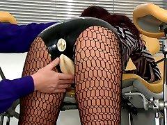 Horny rubber pants II