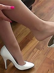 Looking at womens heels titillates your fetish with sensation and desire as you become more and...