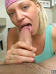 enjoy watching me fuck the heck out of the cleaning lady