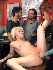 Nora The Naughty Bitch - Part 1Nora Barcelona is a sweet, petite Spanish beauty, eager to be put...