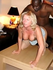 hot wife in interracial double action