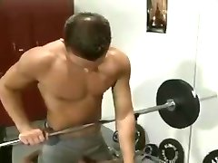 Hot Threesome Workout