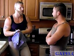 Gay fuck Dominic Fucked By A Married Man