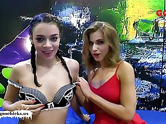 Khadisha Latina and Paola MIke team up for Cum - GGG