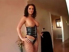 Jayden Jaymes Fucking in Latex