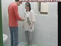 BBW Granny Fucked in the doctor