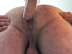 Hole Lot Of Cum
