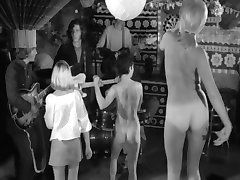 sexy girls vintage gogo stripping to nude beat club 1969