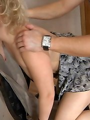 Lewd mature gal going for wild pounding with a guy after wet oral foreplay