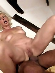 Horny mom can039t help but be attracted to her daughter039s husband and his fat boner.