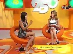 Eduman-Private.com - Andrea Escalona Escotazo Tetas Piernas