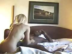 hot milf wife take a bbc in the bedroom