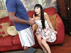 Marica Hase Interracial Movies at Blacks On Blondes!