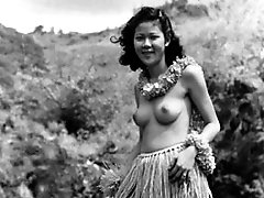 Sexy Hawaiien vintage girls