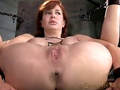 Legendary MILF Veronica Avluv is back and better then ever. Now a stunning redhead, this big breasted slut looks like she needs the Sexuallybroken experience, and she needs it bad. Lucky for her, we are the generous type and can give her exactly what she craves.