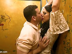 The stunning Chanel Santini returns to the Hotel Majestic, this time moving in on Reed Jameson,...