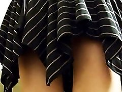 Looking for the hottest upskirt vids? This girl is exactly what you need, man