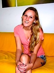 Amateur Blonde Teen Girlfriend Gemma - True Amateur Models