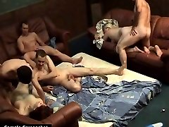Amateur swingers parties!
