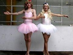 Bossy Ballet Teacher