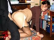 Nylon Stocking Sex