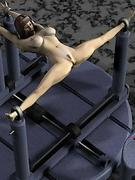 3D BDSM Porno