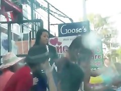 Gorgeous hot Pattaya ladyboys