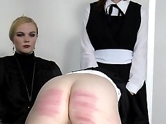 A group caning in Eastern Europe