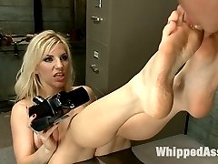 In this fantasy role play local cutie Dana Vixen plays a girl who is so behind on her bills shes...