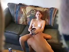 Russian brother and sister's friend caught by hidden camera