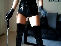sexy british mistress wants you to worship her boots joi sph