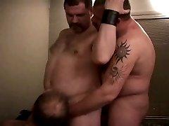 Bareback - Tres Bears con vicio