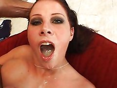 Gianna Michaels interracial  Gangbang