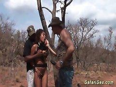 extreme safari sex fetish orgy