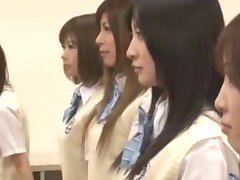 Gangbanged by japanese schoolgirls 2