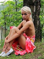 New adult pics of teenie nudists