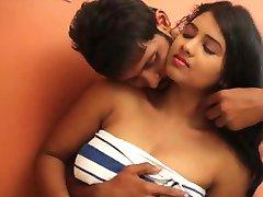 Romance with Boyfriend in Bed Room - www.yuktaiyenga.co.in/