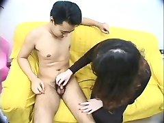 Chinese Girl Blow Job.