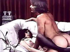 Vintage man fucking a wife