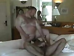 Horny Guy Sucking And Fucking