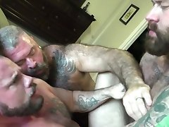 Bonding & Breeding pt3 (Liam's First Double Penetration)