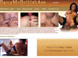 Bang My British Ass
