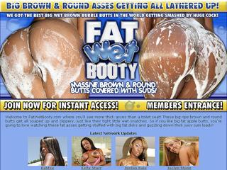 Fat Wet Booty