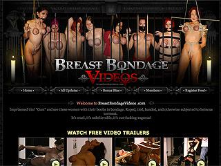 Breast Bondage Videos