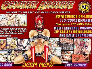Comixxx Archive