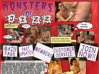 Monsters Of Jizz