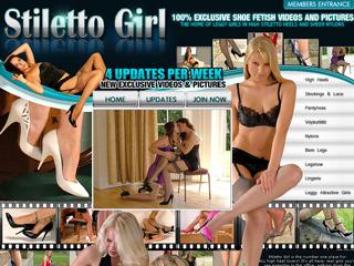 Stiletto Girl